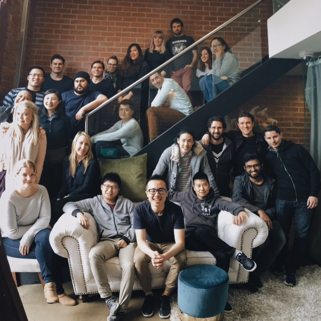 The team at our Melbourne HQ
